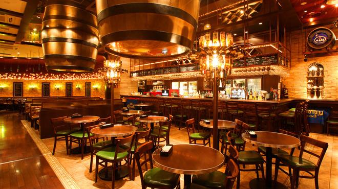 Gotemba Kogen Resort Grand Table