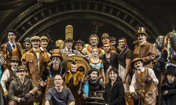 Cirque Du Soleil Kurios 2018
