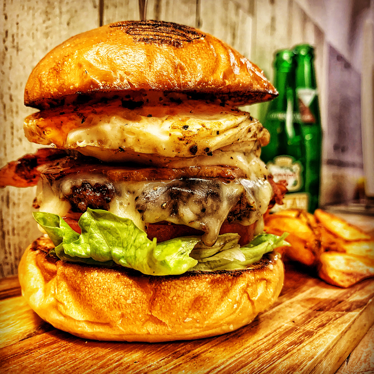 The Burger Stand – N's –