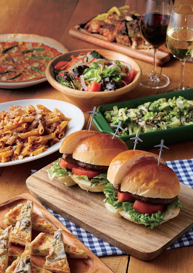 LE GARAGE|FRESH FOOD MARKET