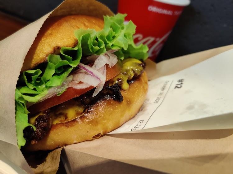 Handsome Burger