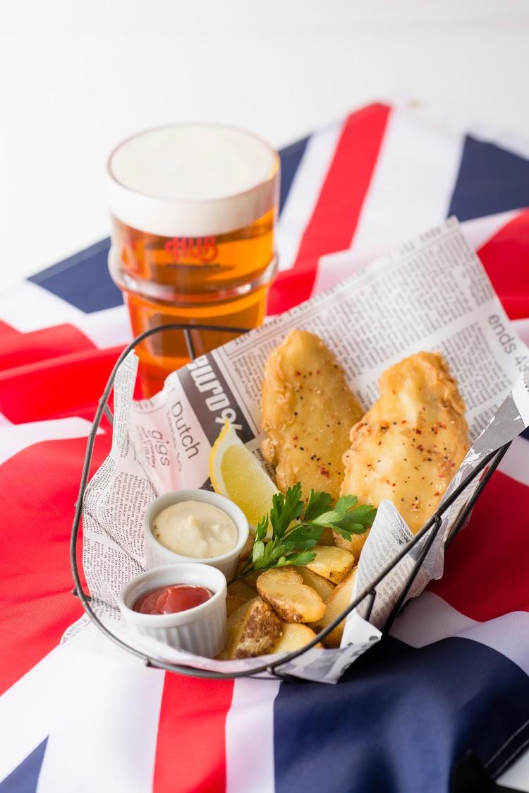 Hub British Bar