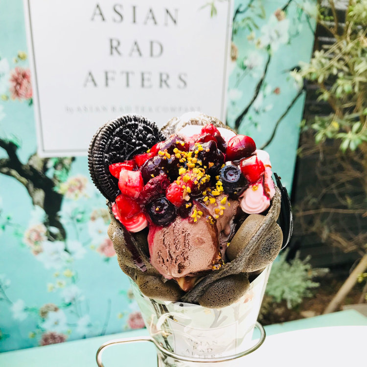 ASIAN RAD AFTERS