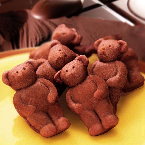 BEAR HOLIC 熊燒